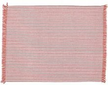 Alresford Linen Company - Striped Placemat Set Of