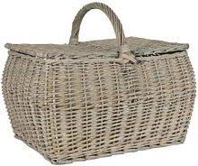 Alresford Linen Company - Willow Picnic Basket