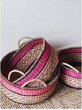 Alresford Linen Company - Zulu Basket - Medium