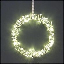 Alresford Linen - Light Wreath