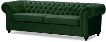 Alsey 3 Seater Sofa Three Posts Upholstery Colour: