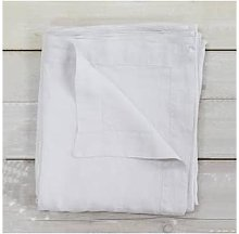 Also Home - Garment Washed 100 Linen Tablecloth