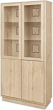 Alston Display Cabinet Gracie Oaks