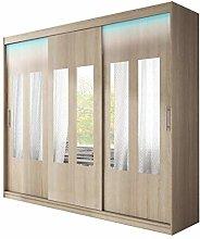 Alter GM Large Wardrobe Sliding Doors Mirrors