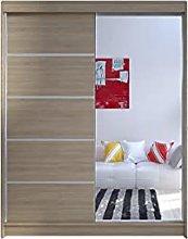 Alter GM Modern Wardrobe 2 Sliding Doors Mirror