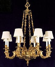 Altieri 8 Light Candle Chandelier Astoria Grand