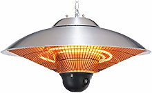 ALUK- 2000W Patio Heater Outdoor Ceiling Mounted