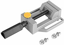 Aluminium Alloy Quick Release Flat Clamp Table Jaw