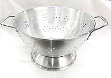 Aluminium Colander Catering Commerial Use -Sieve -