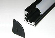 Aluminium Profile for LED Strips/LED Tapes; P3,