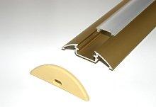 Aluminium Profile for LED Strips/LED Tapes; P4,