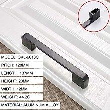 Aluminum Alloy Kitchen Door Handle Cabinet