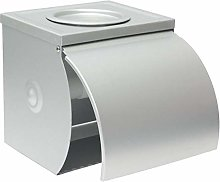 Aluminum Wall-Mounted Waterproof Toilet Paper