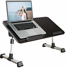 ALVEN Laptop Bed Table, Adjustable Lap Standing
