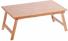 ALVEN Laptop Bed Table, Bamboo Foldable Lap