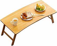 ALVEN Laptop Bed Table, Folding Lap Standing Desk