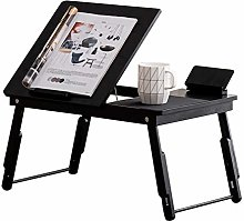 ALVEN Laptop Bed Table, Folding Notebook Computer