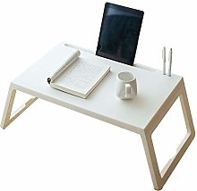 ALVEN Laptop Bed Table, Folding Notebook Stand Lap