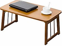ALVEN Laptop Bed Table, Portable Lap Desk Folding