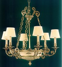 Alverez 8 Light Candle Chandelier Astoria Grand