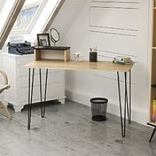 Alves Desk - with Shelf - for Office, Bedroom -