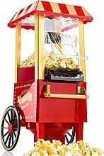 ALWWL Popcorn Maker, Small Home Popcorn Maker,