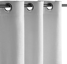 Am.pm Colin Single Lined Linen Curtain With Eyelets
