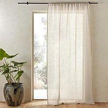 Am.pm Fishoyi Linen Curtain