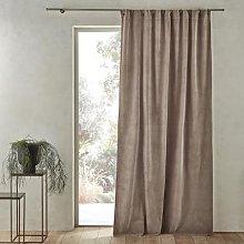 Am.pm Lavezzi Single Velvet Curtain With Little