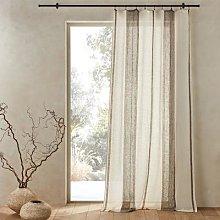 Am.pm Mangilano Linen Curtain
