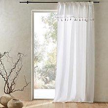 Am.pm Pimppola Single Linen Curtain