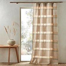 Am.pm Poésia Cotton / Linen Blend Curtain