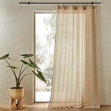 Am.pm Sueno Linen Curtain