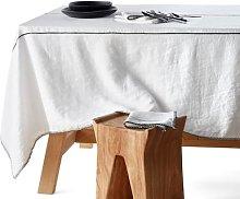 Am.pm Tojos Linen Tablecloth