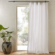 Am.pm Tojos Washed Linen Single Curtain