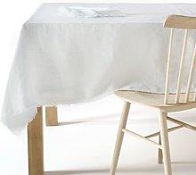Am.pm Yastigi Pre-washed Linen Tablecloth