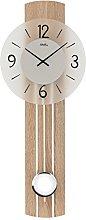 AM -quartz-pendulum clock - 7274: modern wall