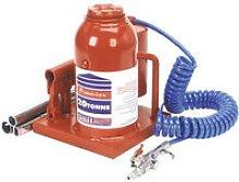 AM20 20tonne Bottle Jack Manual/Air Hydraulic -
