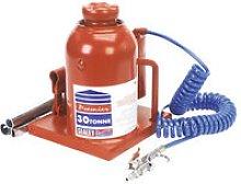 AM30 30tonne Bottle Jack Manual/Air Hydraulic -