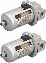 Amagogo 2X Air Filter for Compressed Air