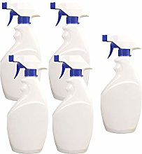 Amagogo 5X Plastic 500mlMist Spray Bottles Empty