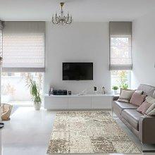 Amalfi Pink/Beige 80x150cm Large Rug Living Room