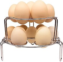 Amaoma Set of 2 Steamer Rack, 304 Stainless Steel