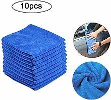 Amaone 5/10Pcs Microfibre Cloths Magic Cleaning