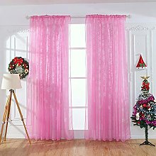Amaone Curtain For Bedroom, Eyelet Curtain