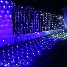 Amaone Fairy Net Mesh Lights, 3M x 2M 192LED