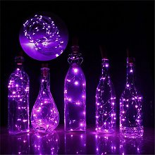 Amaone Fairy String Lights, 1M 10LED Firefly