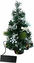 Amaone Mini Christmas Tree LED Glow Small