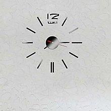 Amaone Wall Clock Stickers Art Decal DIY Silent
