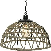 AMARA Outdoors - Solar Hanging Dome Light - Olive